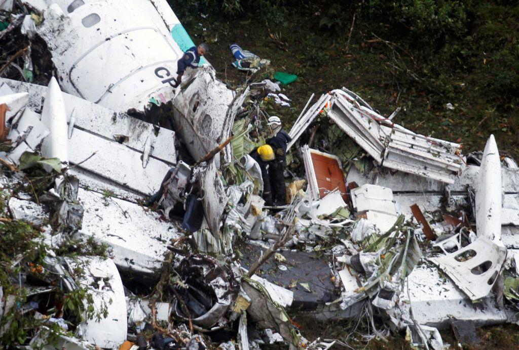 Пилот разбившегося самолета сфутболистами находился под следствием вБоливии