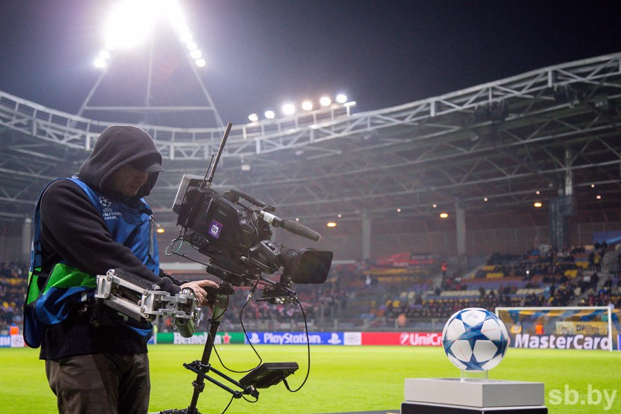 Стали известны все пары 2-го раунда Лиги Европы