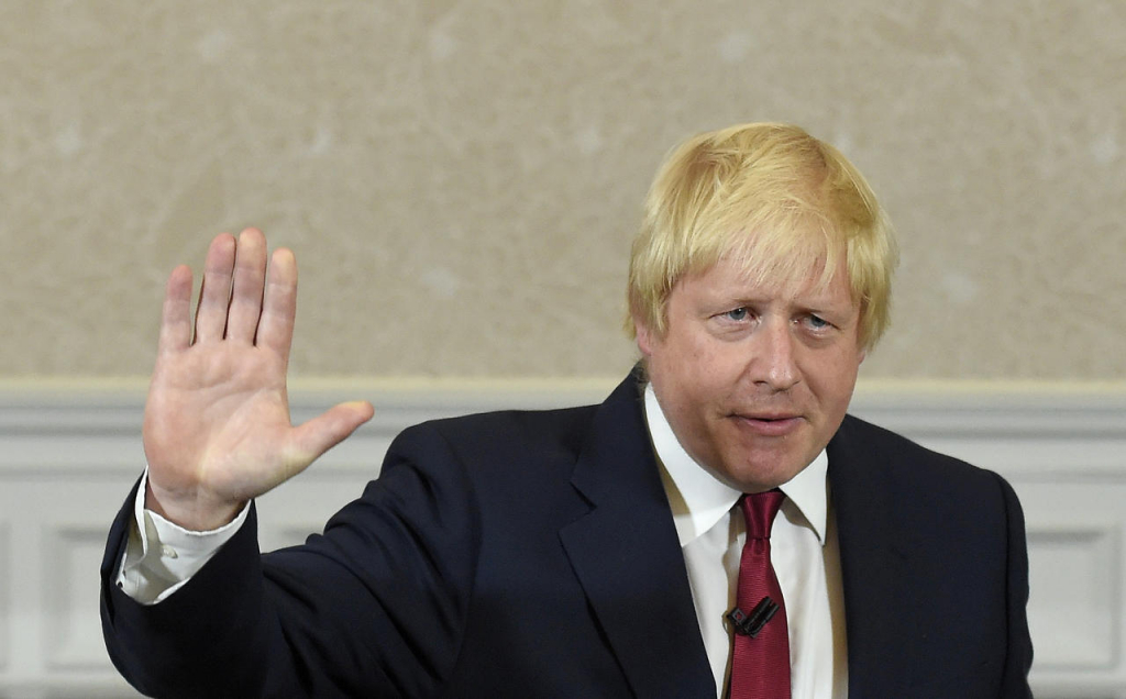 В русском МИД считают «абсурдной» причину отмены визита Джонсона в столицу России