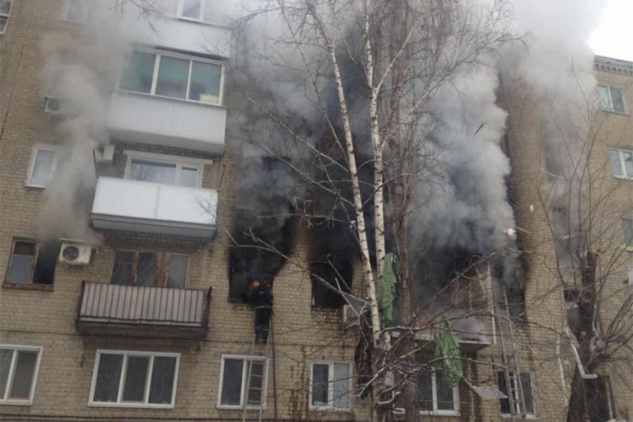 Минздрав Саратова проинформировал о состоянии раненых при взрыве вмногоэтажке