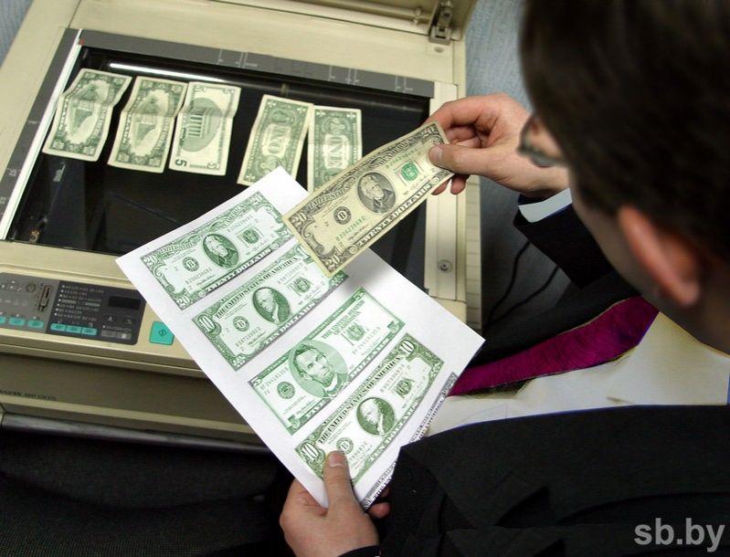 ВБресте задержали директора учреждения сфальшивыми долларами
