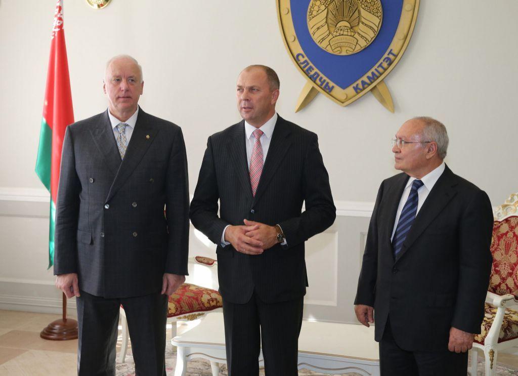 Российская Федерация, Беларусь иАрмения создадут совет следственных комитетов