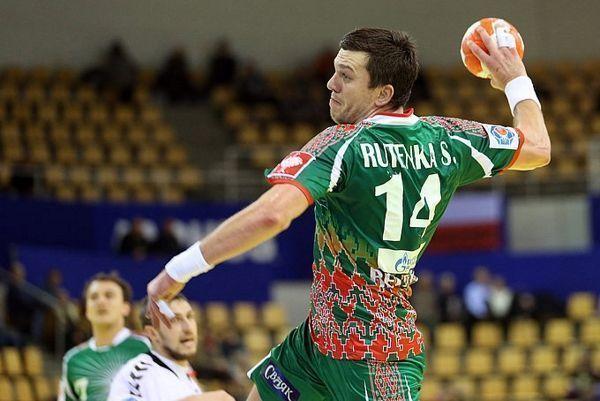 Белорусы уступили хорватам на чемпионате Европы по гандболу