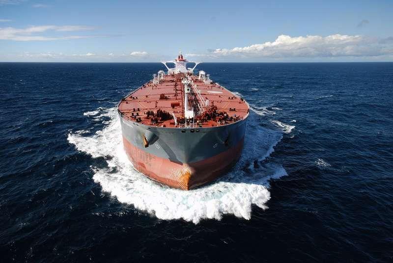 Два танкера столкнулись вСеверном море упобережья Бельгии