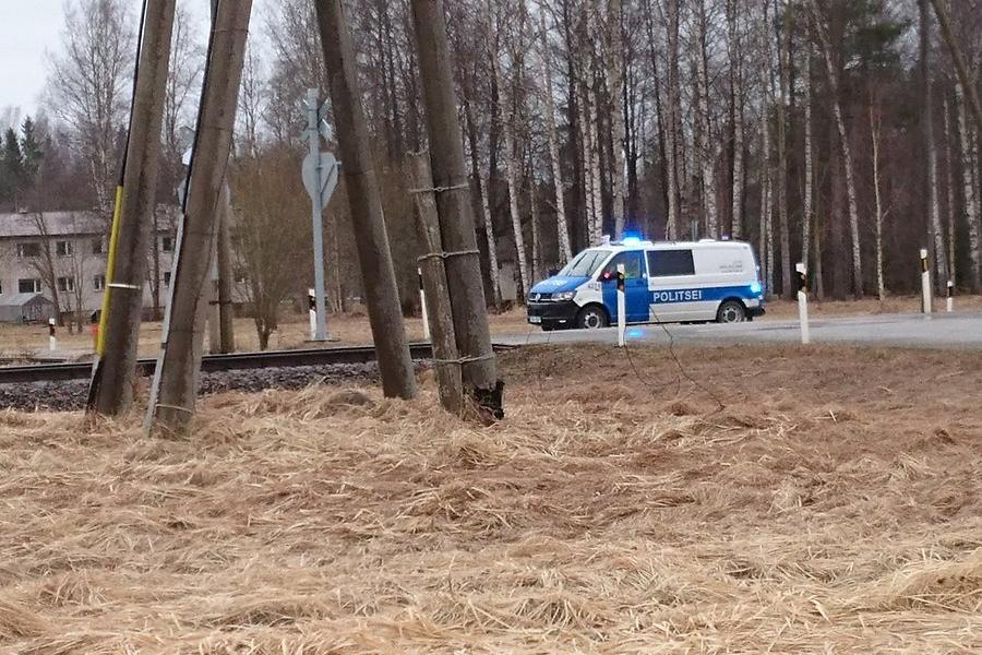 Eesti Raudtee проверит обстоятельства утечки химикатов настанции Сонда