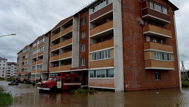 Неменее 40 тыс. человек пострадали отсентябрьского наводнения вПриморье— МЧС