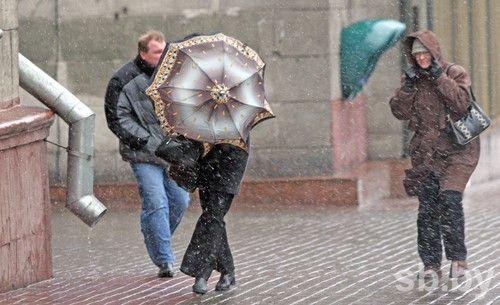 Циклон Gisi идет вБеларусь: объявлен оранжевый уровень опасности