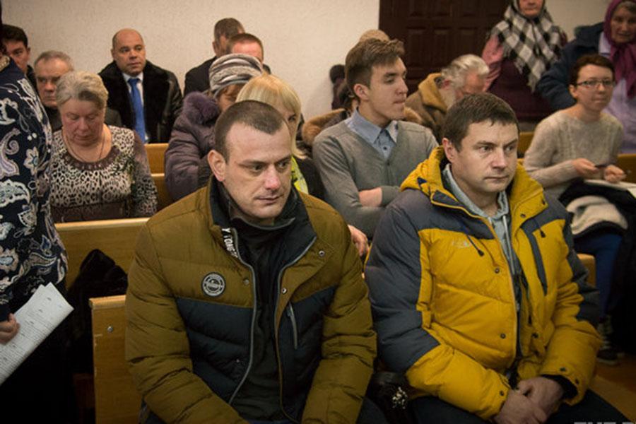 Газовщиков признали виновными идали по4 года «химии»