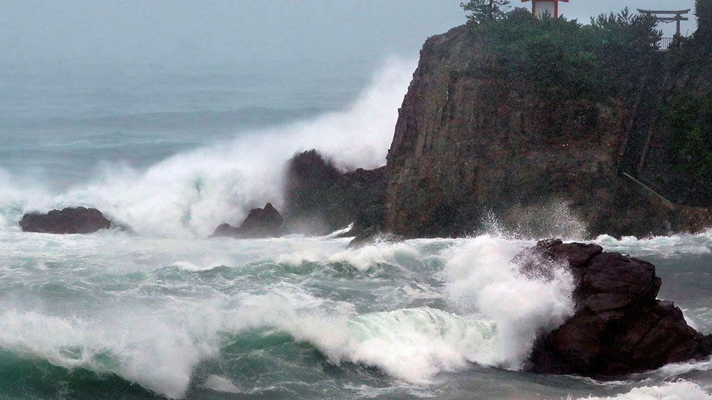 Барак Обама испугался урагана