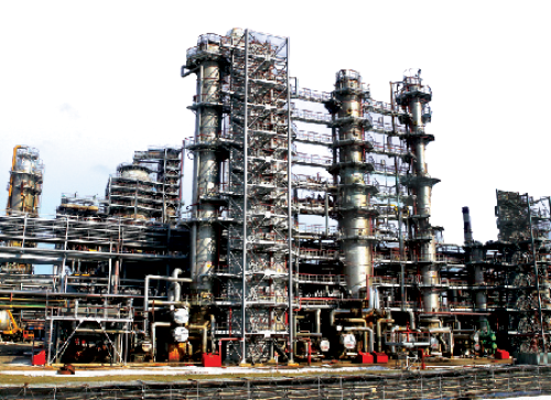 In 2015, Mozyr Oil Refinery plans to move over completely to AI-95 petrol production