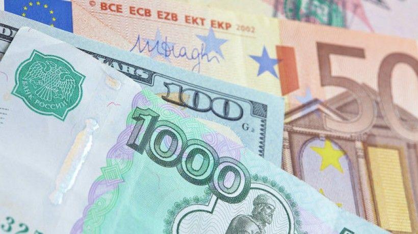 Нацбанк изменил вес евро, доллара и русского рубля встоимости корзины инвалют