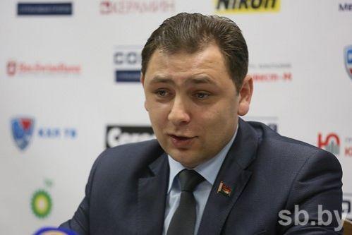 Прежний гендиректорХК «Динамо-Минск» Субботкин приговорен к5 годам лишения свободы