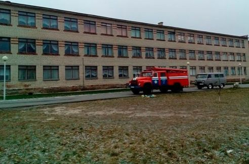 Неменее 250 воспитанников эвакуировали изшколы вДобруше из-за пожара— МЧС