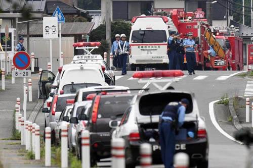 Устроивший резню вдоме людей сограниченными возможностями японец объявил ожелании «спасти тяжелобольных»