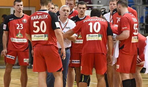 Сербские гандболисты перед встречей сбелорусами обыграли поляков вквалификацииЧЕ