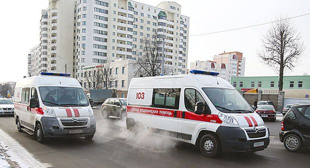 Вмассовой потасовке около ночного клуба вВитебске умер мужчина