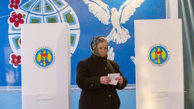 Пророссийский Додон объявил о собственной победе— Выборы президента Молдовы