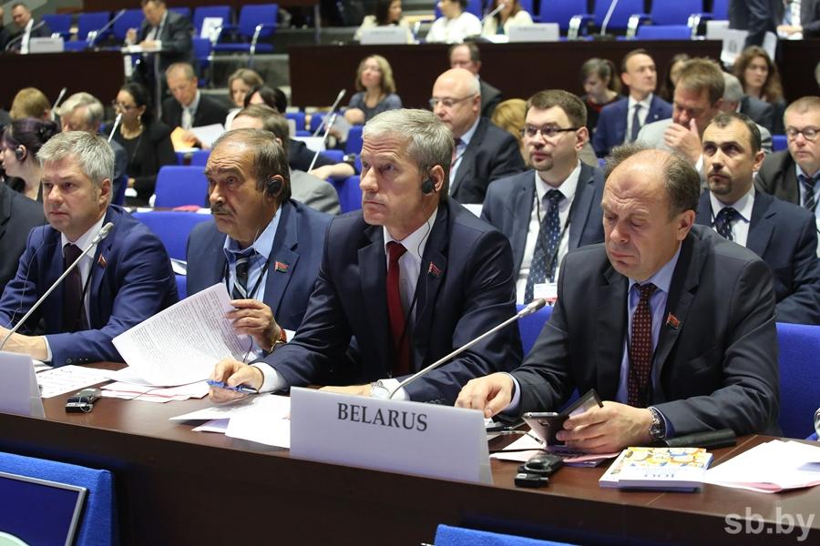 Российская Федерация  должна вернуть Крым— РезолюцияПА ОБСЕ