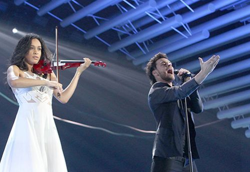 Телеканал ITV отменил показ первого полуфинала конкурса «Евровидение-2015»