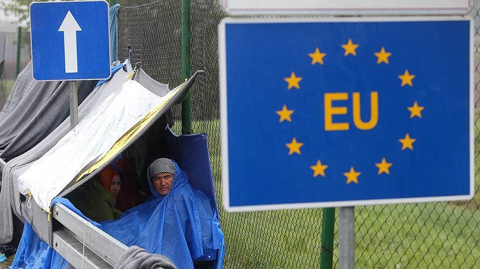 Президент Чехии желает закрыть границыЕС для мигрантов