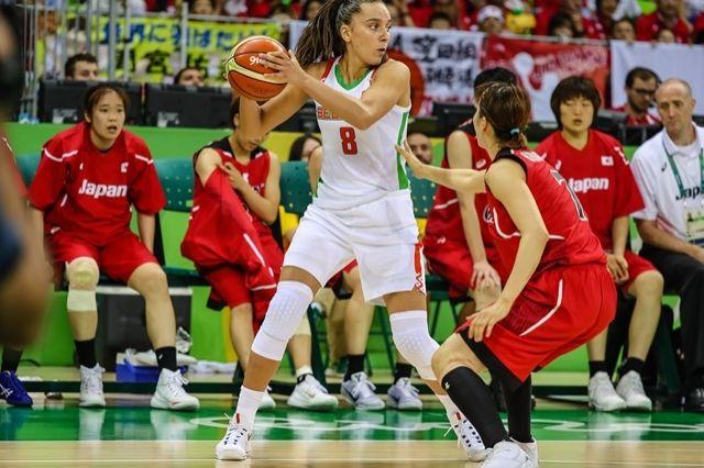 ОЛИМПИАДА-2016: Белорусские баскетболистки проиграли японкам наОлимпиаде вРио