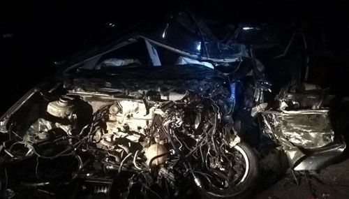 Втройном ДТП под Шкловом умер шофёр изВитебска