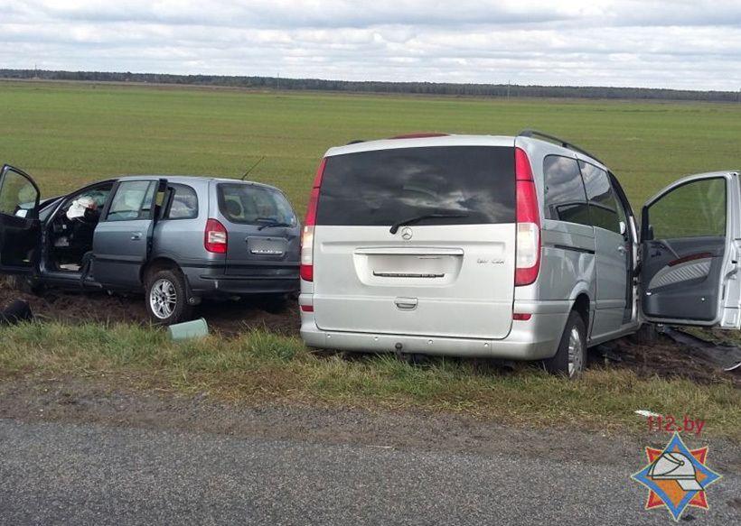 ВДТП вКалинковичском районе умер минчанин сосвоей матерью
