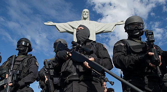 ВБразилии арестовали 2 человек поподозрению всвязях cИГИЛ