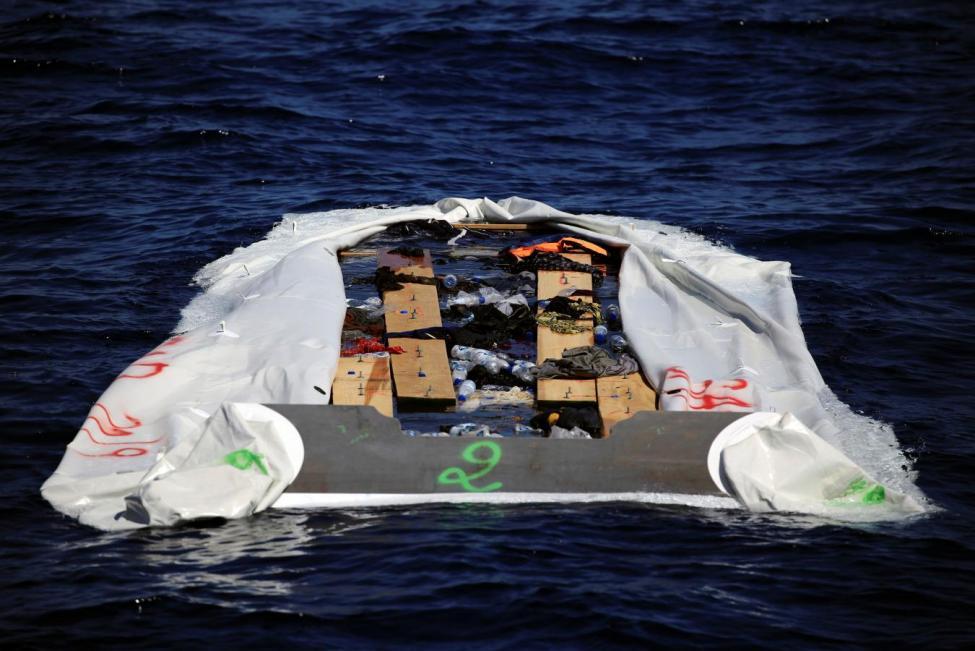 Уберегов Ливии утонули около 240 незаконных мигрантов— ООН
