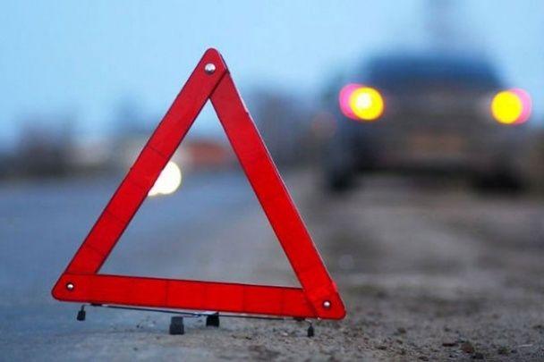 Наслуцкой трассе Форд Transit сбил пешехода— женщина скончалась наместе