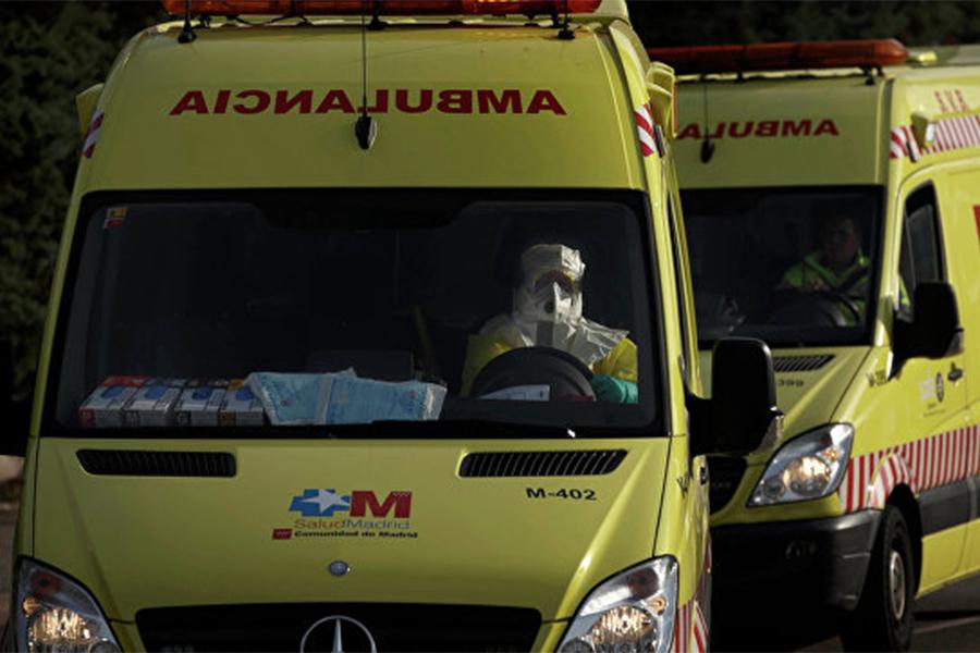 Шофёр перевернувшегося вИспании автобуса вёз школьников под кокаином