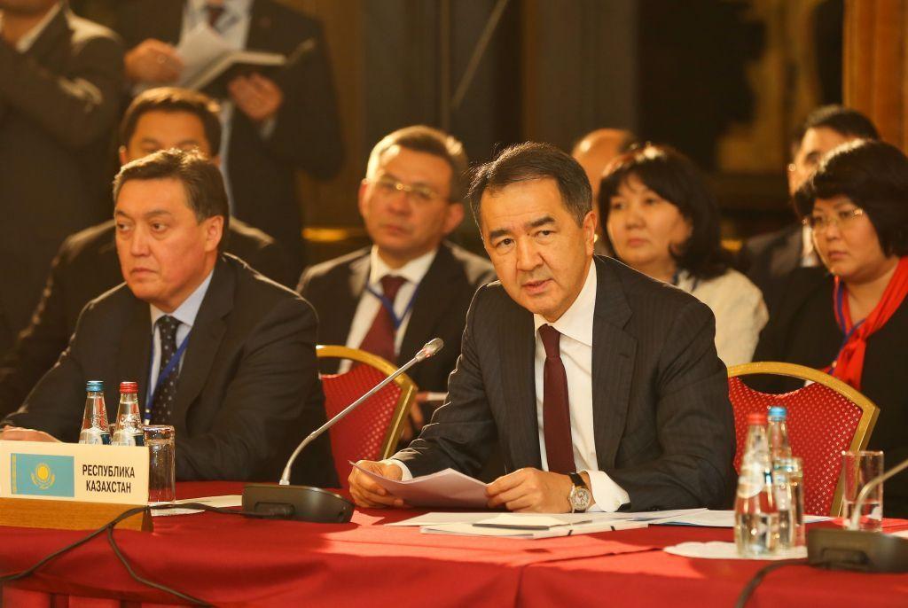 Затри часа жарких дискуссий премьеры ЕАЭС несмогли согласовать пограничный кодекс