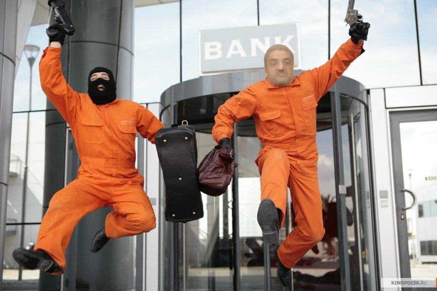 Полиция задержала подозреваемых вограблении банка 5 месяцев назад