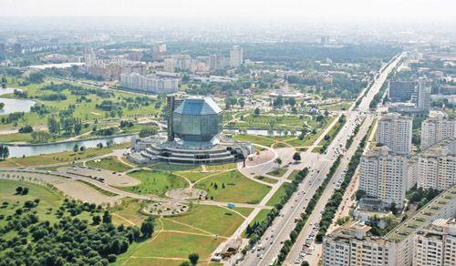Минск сделают неменее комфортным для его граждан исохранят впределах МКАД