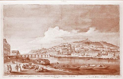 Лион. XVIII век