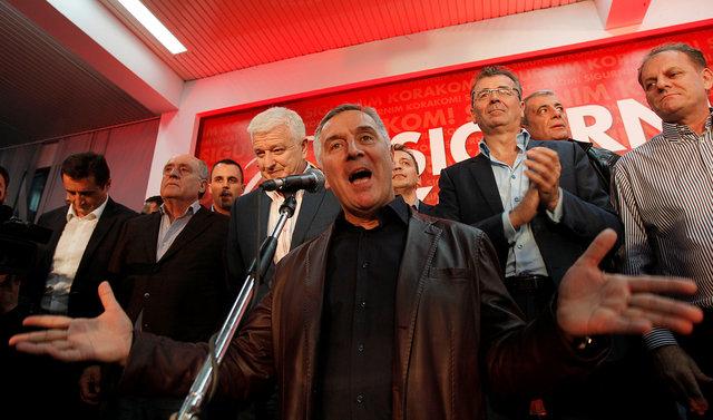 Оппозиция Черногории отказалась признать результаты парламентских выборов