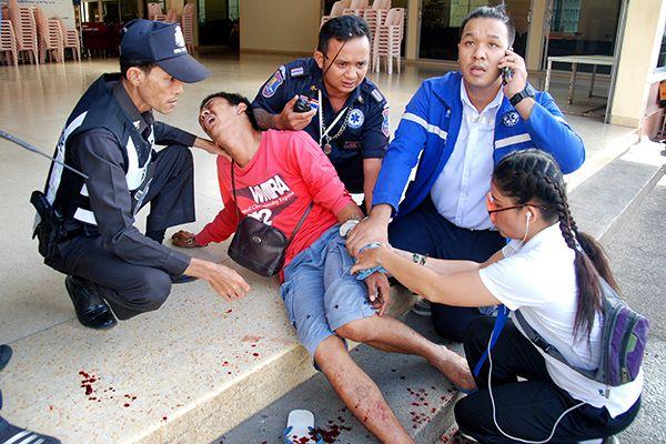 Россиянам дали указания, как вести себя вТаиланде после взрывов