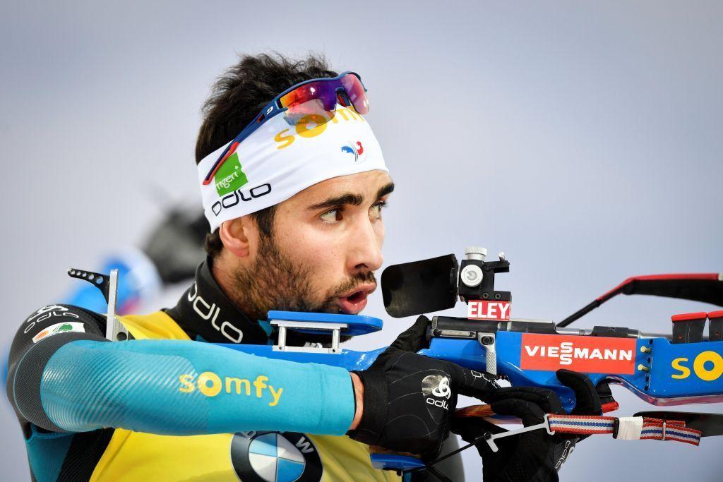 Биатлон: француз Фуркад одержал победу спринт вЧехии, украинец Семенов занял 7-е место