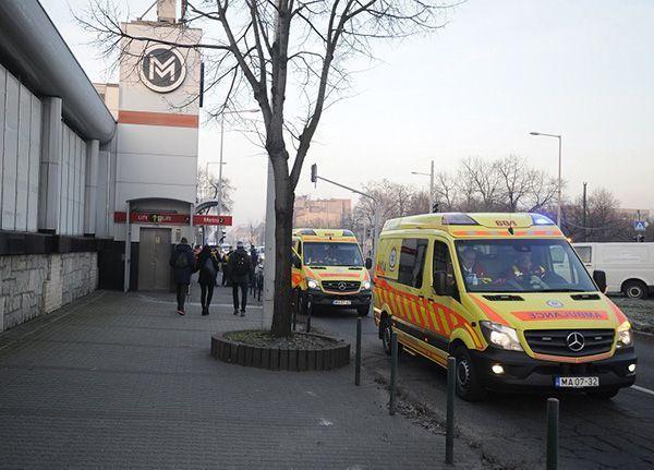 ВБудапеште столкнулись поезда вметро: есть пострадавшие