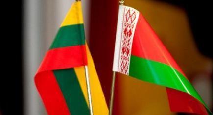 Литва поддерживает упрощение визового режима между Белоруссией иЕС