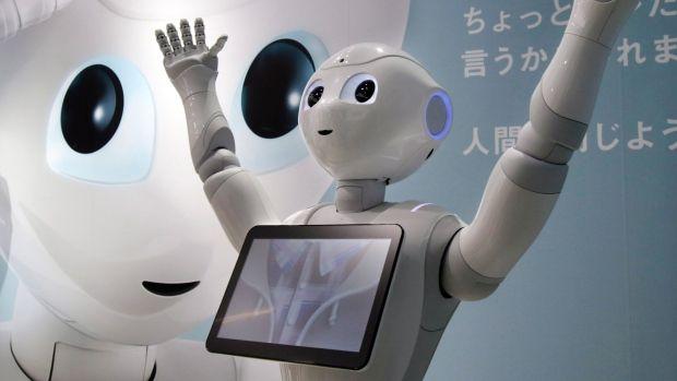 В Японии человек подрался с роботом