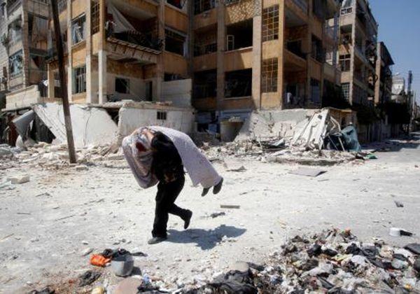 Сирийская армия отбила атаку боевиков вАлеппо