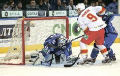 Dinamo and Jokerit in play