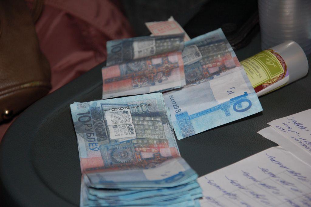 ВГомеле задержали группу фальшивомонетчиков с«новыми» деньгами— УВД