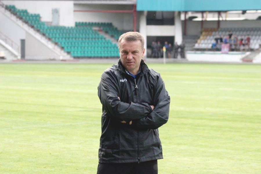 Уфутбольного клуба «Динамо-Брест»— новый главный тренер