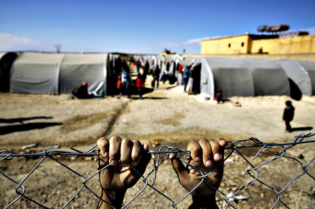 ООН: Вмире наконец 2016г. насчитывалось неменее 22 млн беженцев