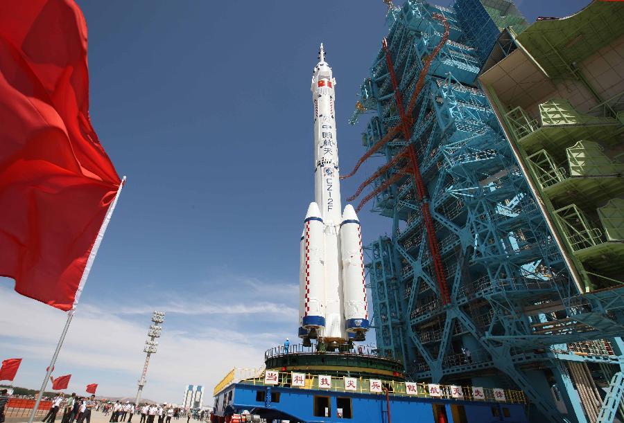 КНР приступил ктестам грузового корабля «Тяньчжоу-1» перед запуском вкосмос
