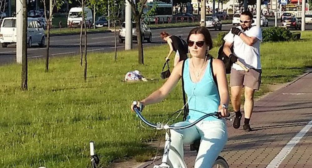 Суд оставил без изменений вердикт вотношении велосипедиста сбитой
