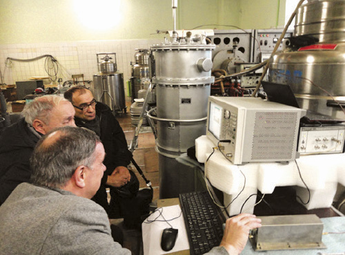 Scientists of Belarusian NAS test first superconducting niobium resonator