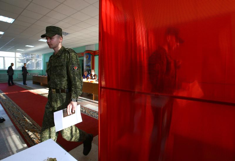 Наблюдатели СНГ признали выборы вРеспублике Беларусь отвечающими Конституции